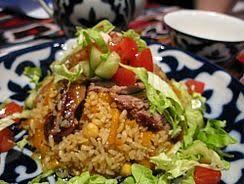 cuisine ouzbek recette plov ouzbek pilaf de mouton cahier de cuisine