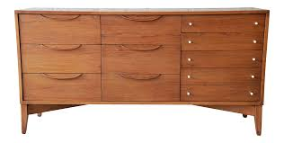 lawrence peabody for richardson bros ten drawer dresser or