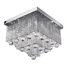 crystal ceiling lights modern modern crystal lights product categories stanways stoves and