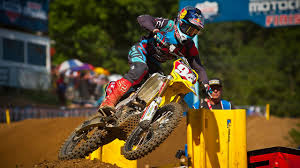 what channel is the motocross race on a perfect day with ken roczen at the ama pro motocross nationals