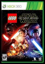 amazon com lego star wars the force awakens wii u standard