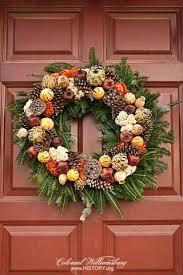 wreath colonial williamsburg