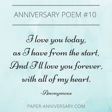 10 epic anniversary poems for him anniversary poems poem and