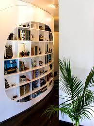 bathroom splendid view gallery builtin bookshelves modern wenge