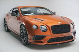 bentley continental 2017 2017 bentley continental gt supersports stock hc064251 for sale