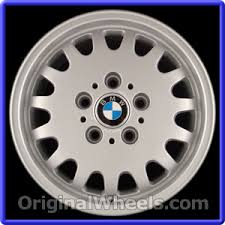 2006 bmw 325i wheel size oem 1994 bmw 325i rims used factory wheels from originalwheels com