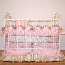 zspmed of pink crib bedding sets