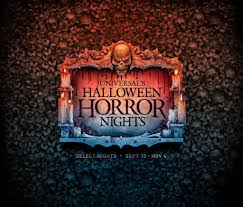 halloween horror nights in orlando halloween horror nights 27 ticket and package information released