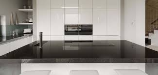 Black Corian Countertop Furniture Outstanding Corian Countertop With Black Countertop And