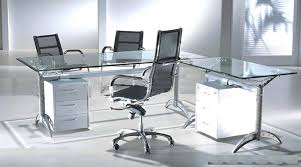 Walmart L Shaped Computer Desk Delightful Glass L Shaped Office Desk 3 Shape Desks Pertaining To