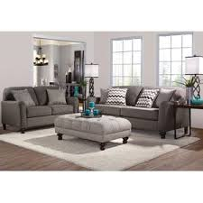 Gray Living Room Set Living Room Loveseat Fireplace Living
