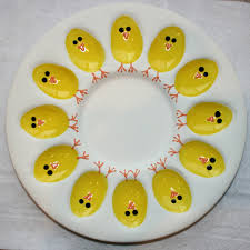 deviled egg plates deviled egg plate great for easter 25 00 via
