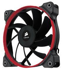 high cfm case fan corsair launches air series of high airflow and high static pressure