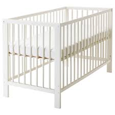 Used Mini Crib by Cribs Ikea