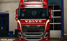 truck volvo 2013 volvo fh 2013 ohaha v21 16s mod for ets 2