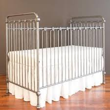 Iron Changing Table Baby Crib Pewter Iron Crib Change Tables And Crib