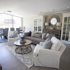 Wohnzimmerm El Weiss Grau Moderne Häuser Mit Gemütlicher Innenarchitektur Tolles Kleines