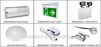 easy power emergency light easy installation 2d28w round smd2835 emergency light buy