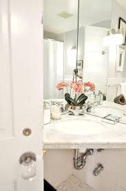 bathrooms design creative corner sink bathroom vanity home