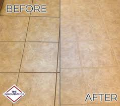 professional grout tile cleaning services tulsa groutsmith tulsa