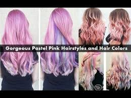 what are underneath layer in haircust 20 gorgeous pastel pink hairstyles and hair colors youtube