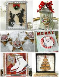 stamptramp sizzix christmas projects