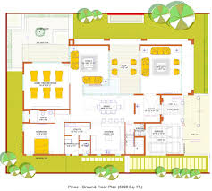 modern house plans 3000 to 3500 square feet modern house floor