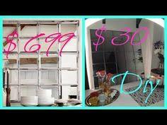 Pottery Barn Beveled Mirror Diy Beveled Mirror Pottery Barn Mirror Hack Youtube D