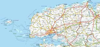 Brest France Map by Avsim Online Flight Simulation U0027s Number 1 Site