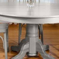kitchen table refinishing ideas painted and stained kitchen table makeover kitchens house and
