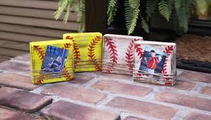 small block picture frame baseball frame softball frame