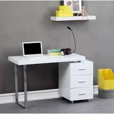 bureau 110 cm lena bureau 110cm blanc achat vente bureau lena bureau 110cm