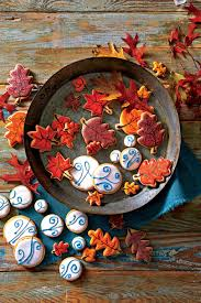 save room for these delicious thanksgiving cookies southern living