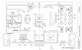 How To Draw Floor Plan In Autocad by Bbulding Layout For Autocad Home Decor Waplag Beautiful Hotel