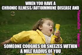 Rosie The Riveter Meme - the meme chronic les of fighting autoimmune disease dinaneils