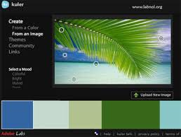 paint color scheme generator get color scheme ideas for the living room with kuler flickr