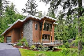 green home design ideas bathroom exterior modern green house made of wooden and stone wall