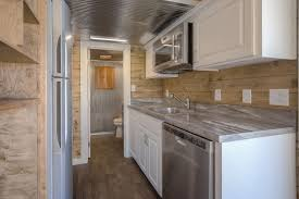 Inside Tiny Homes by Slick Tiny House Converted From 40 Foot Shipping Container Curbed