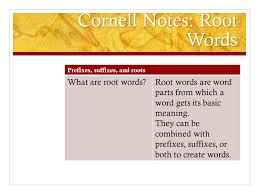 prefixes suffixes and roots ppt video online download