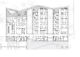 Sanctuary Floor Plans by Woy Woy Rehabilitation Unit Woods Bagot Archdaily
