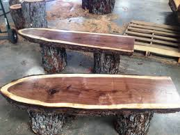 amazing tree trunk bench 147 tree trunk garden bench tree trunk