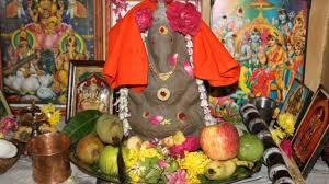 ganesh festival home decoration vinakaya chavithi special