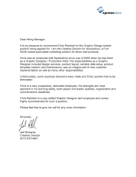 letter of recommendation guidelines gallery letter samples format