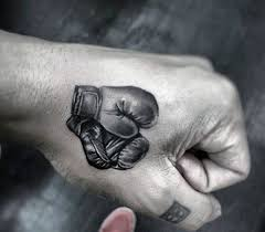 Tattoos Ideas For Hands 25 Best Boxing Gloves Tattoo Ideas On Pinterest Boxing Tattoos