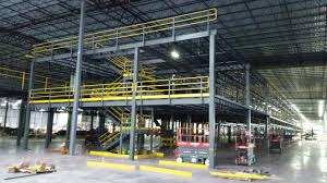 installation project management warehouse design