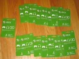 xbox cards closed giveaway xbox live gold membership 3month card xbox or