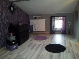 chambre prune et gris chambre grise et prune solutions pour la décoration intérieure de