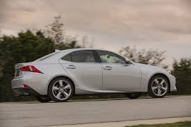 lexus american models 2016 lexus is gains 2 0 liter turbo four engine in place of base v 6