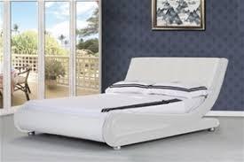 Bed Frame Australia Buy Italian Design Mallorca Bed Frame King Size White