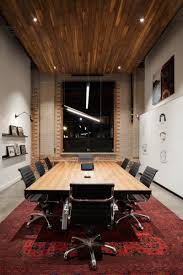 a cigar lounge like office in toronto